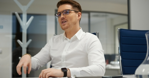 Václav Holler – Rozhovor pro Finmag na téma kryptoměny a CRYFIN