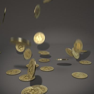 Příliv investičního kapitálu do krypta