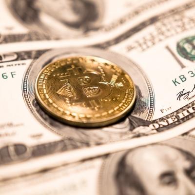 Placení nájmu bitcoinem