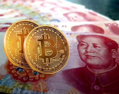 Čínská státní média o zákazu krypta nemluví